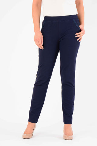 Trim Detail Trouser