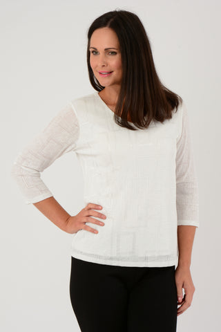 Square Detail Top