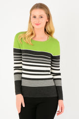Textured Spot Jumper