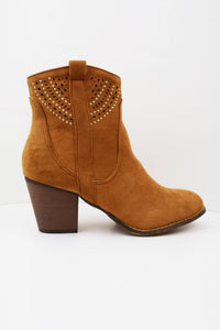 Stud Top Ankle Boot (4412230205558)