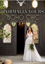A Look-Book For The Boho Chic Brides