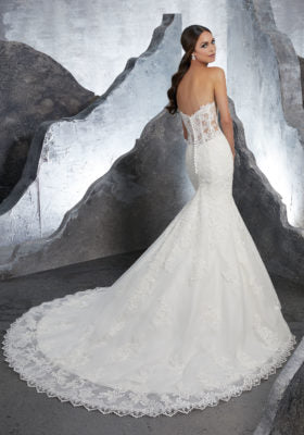 Load image into Gallery viewer, 5607-Mori Lee