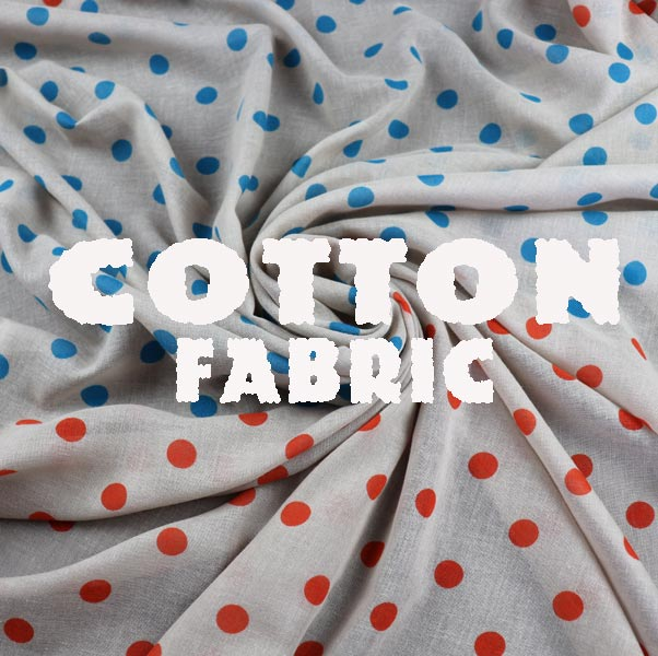 What is cotton fabric