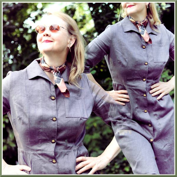 Tips on sewing with vintage patterns