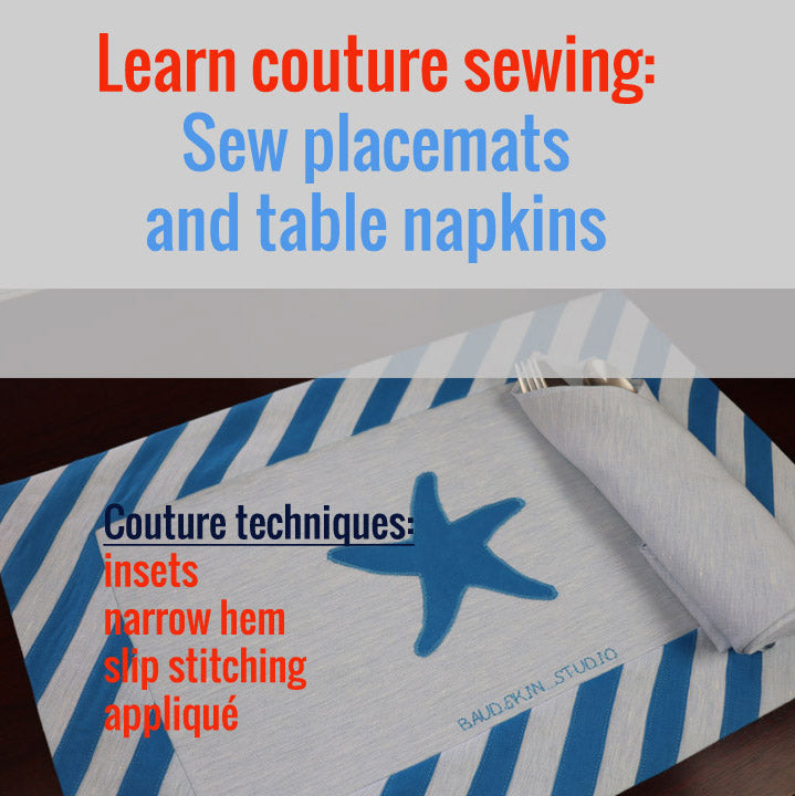 learn couture sewing