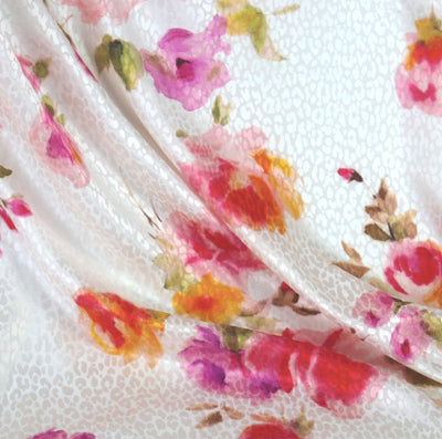 Tips on sewing with silk fabrics