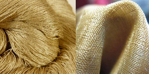 About raw silk