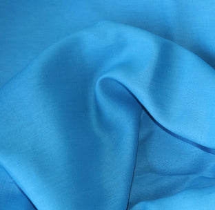 blue linen fabric, medium weight linen fabric