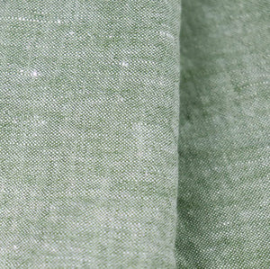 tumbled linen fabric from Belgium