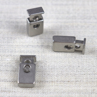 rectangular cord stoppers cord locks