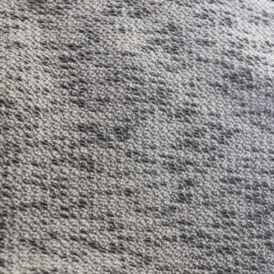 slub knit cotton fabric