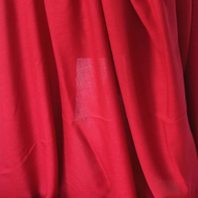 burgundy cashmere silk fabric from France, silk blend fabric