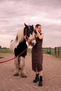 Flore cotton jumper