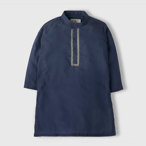 Blueberry Kurta