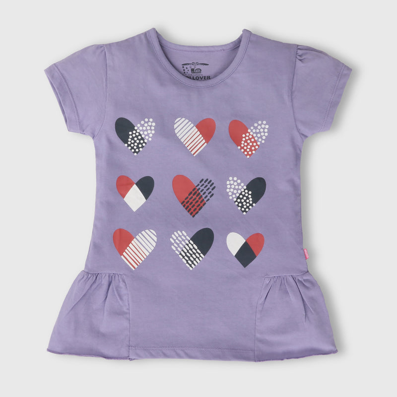 Purple Heart Top