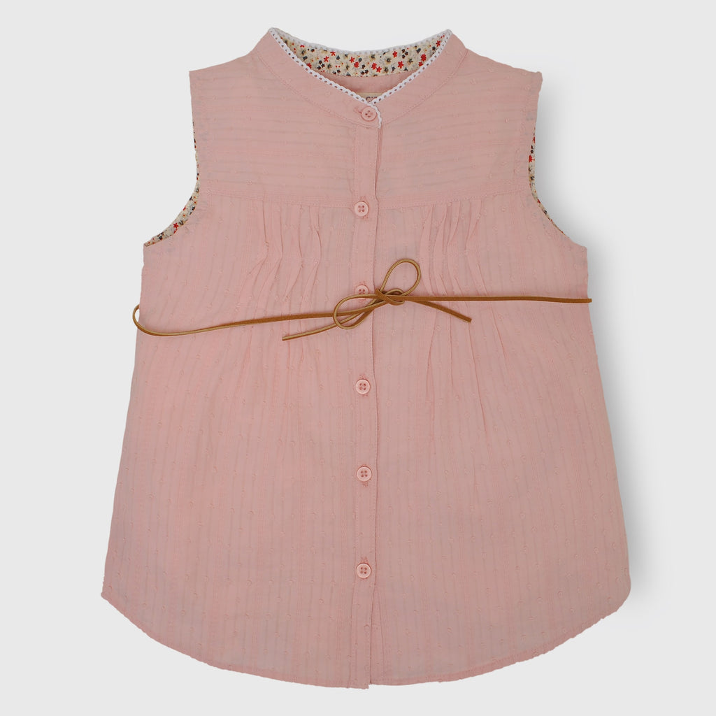Peach Girl Top