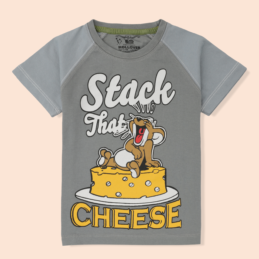 Stack that Cheese T-Shirt