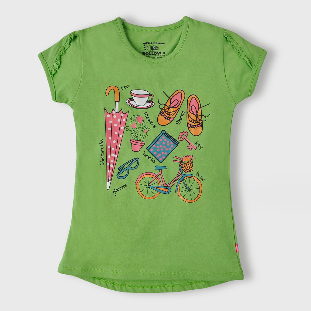 Green Holiday T-Shirt