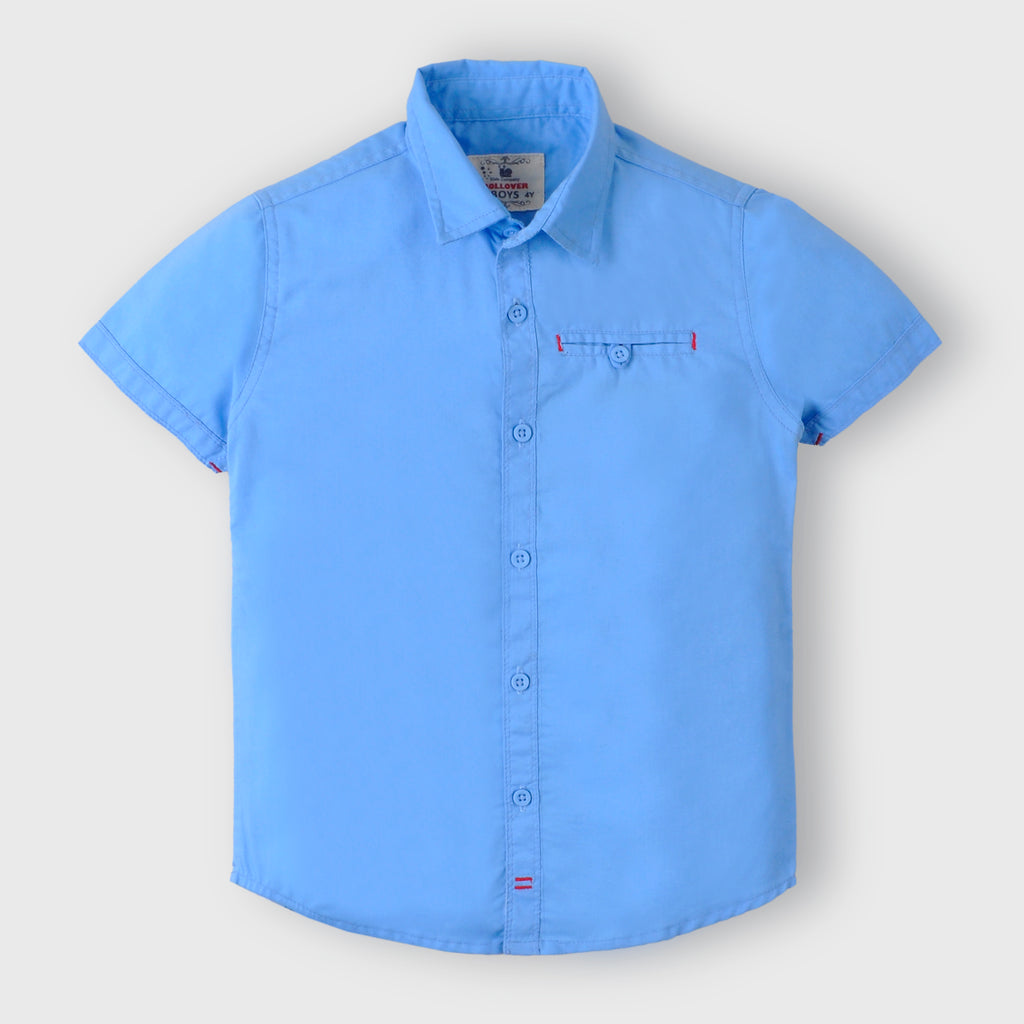 True Blue Shirt