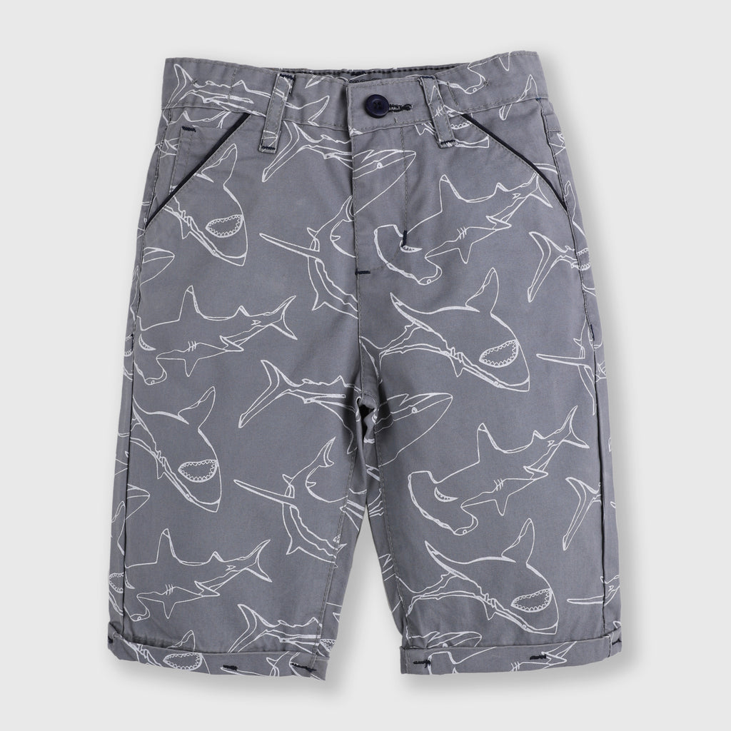 Fun Shark Shorts