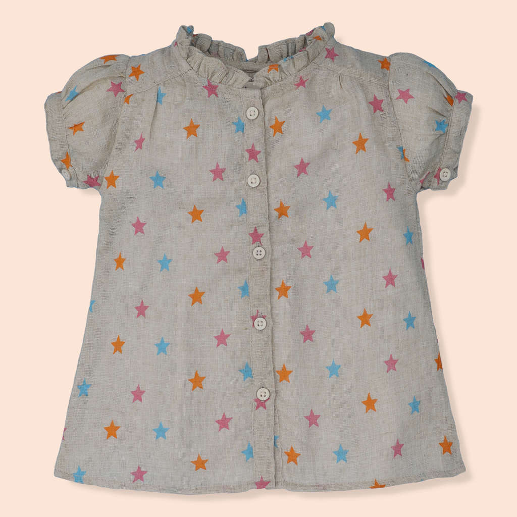 Colored Stars Top