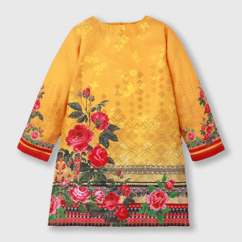 Yellow Rose Shirt