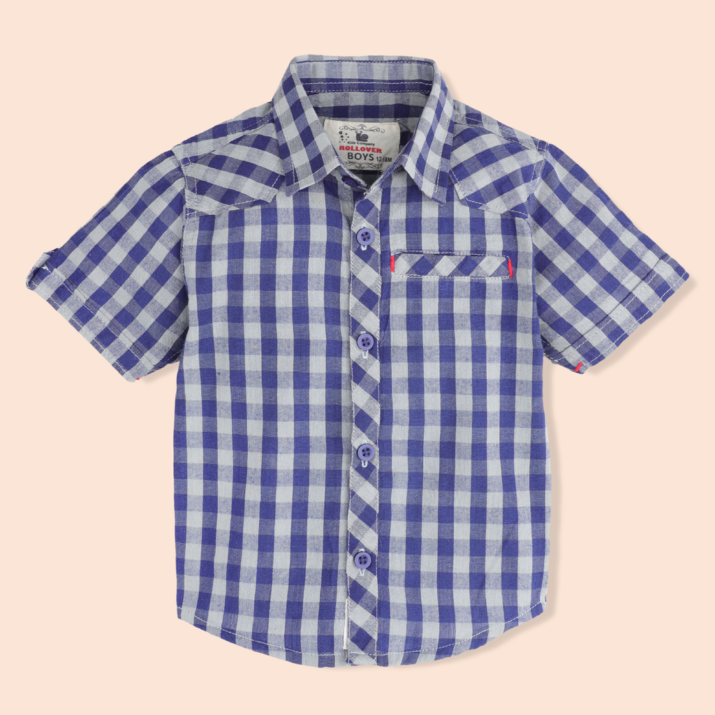 Oxford Blue Shirt