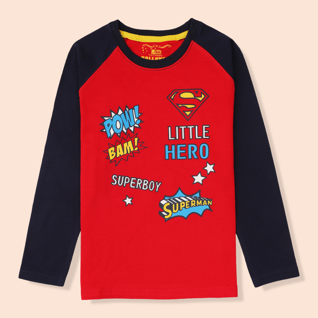 Little Hero Shirt
