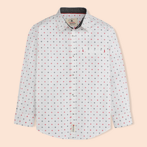 Frosty Printed Shirt