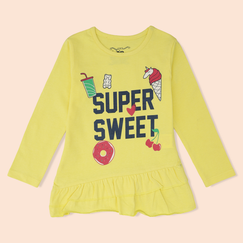 Super Sweet Top