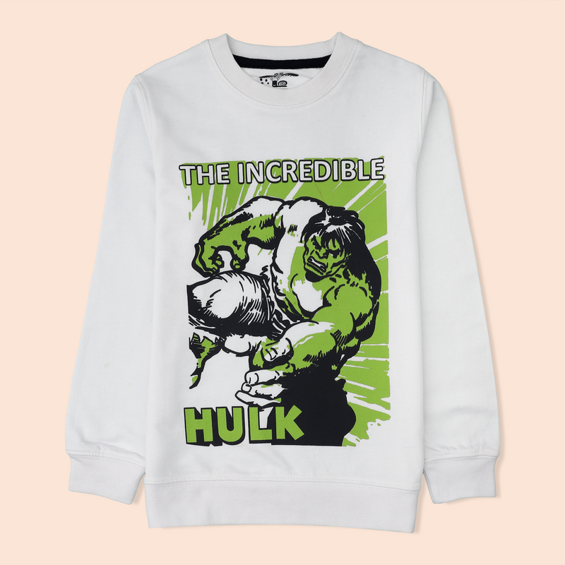 Incredible Hulk Sweatshirt