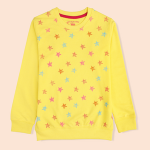 Sketch Star Sweatshirt