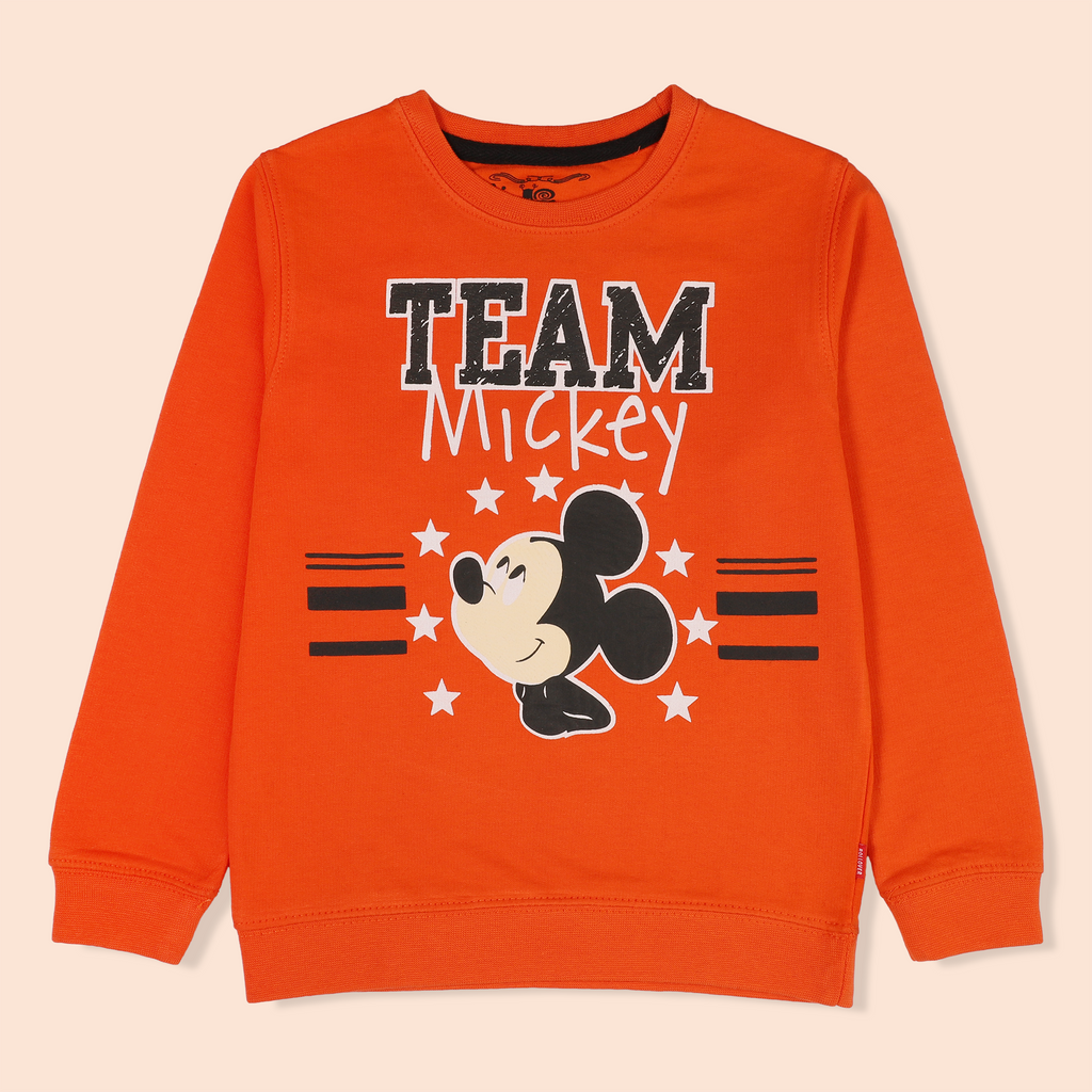 Team Mickey Sweatshirt