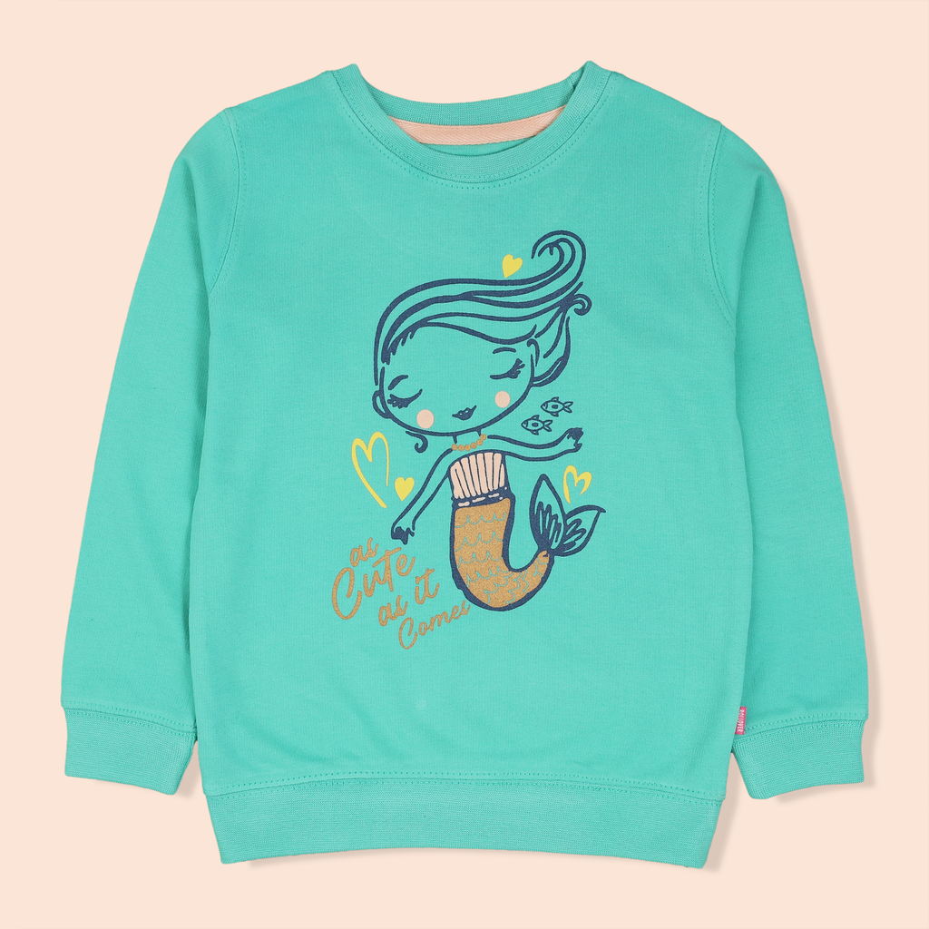 Cute Mermaid Sweatshirt