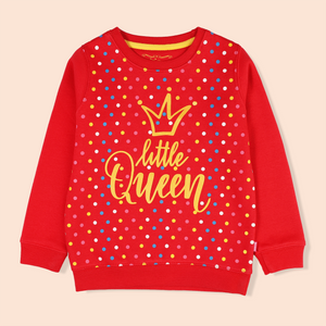 Little Queen Sweatshirt