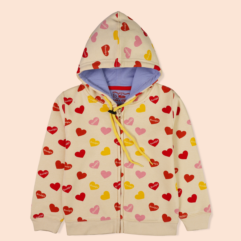 Beautiful Heart Hoodie