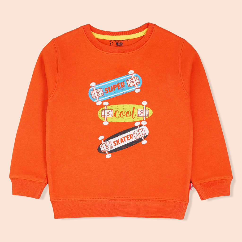 Cool Skater Sweatshirt