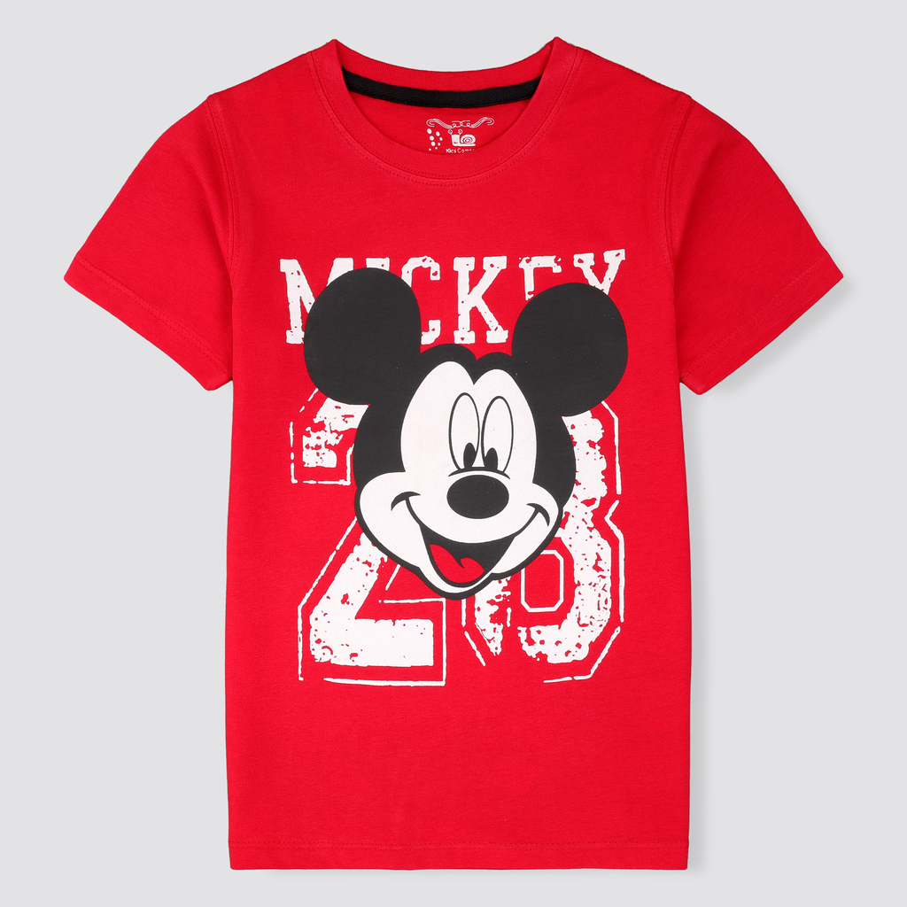 Red Micky T-Shirt