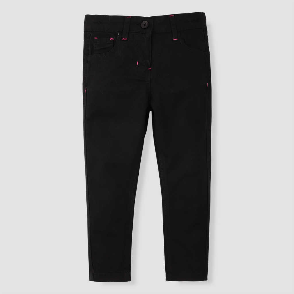 Black Girls Cotton Pants