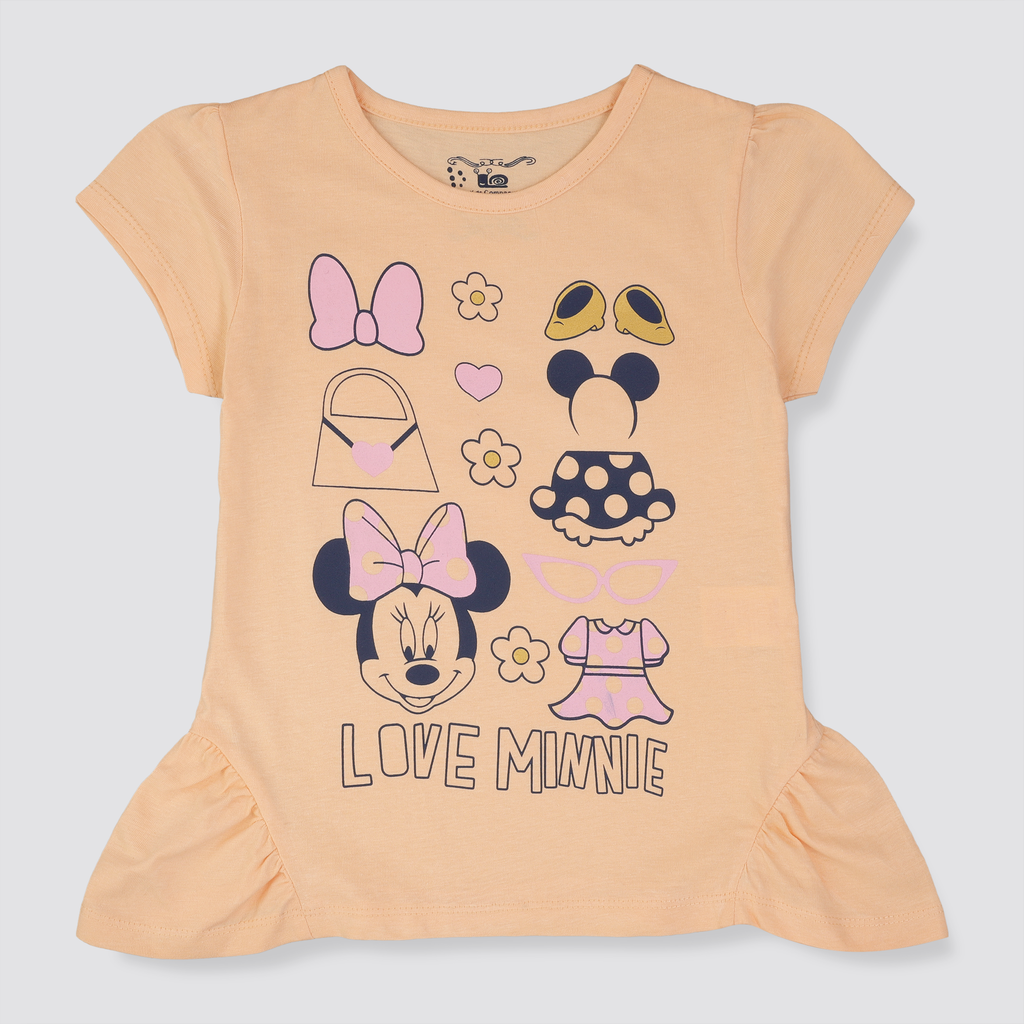 Love Minnie T-Shirt