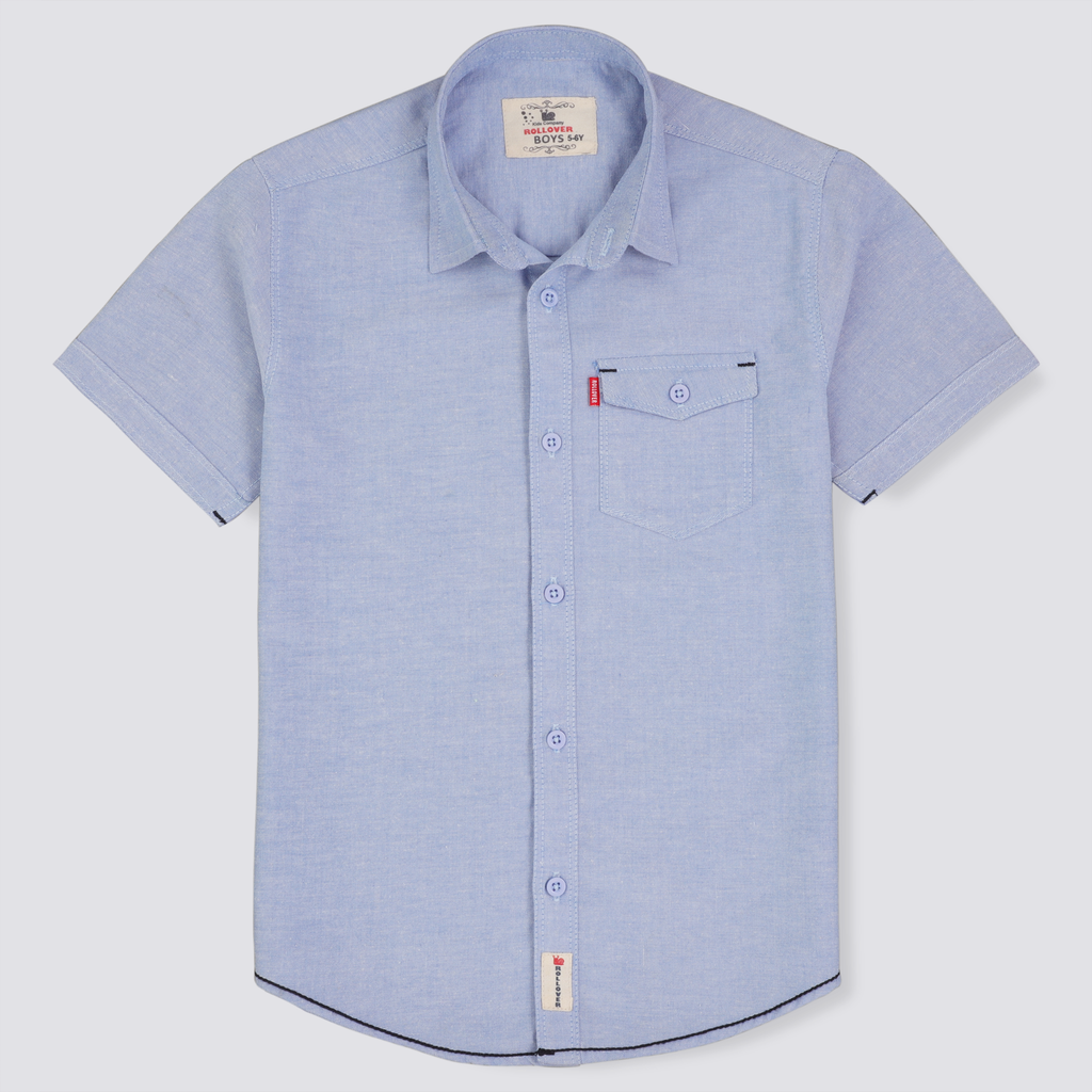 Placid Blue Shirt