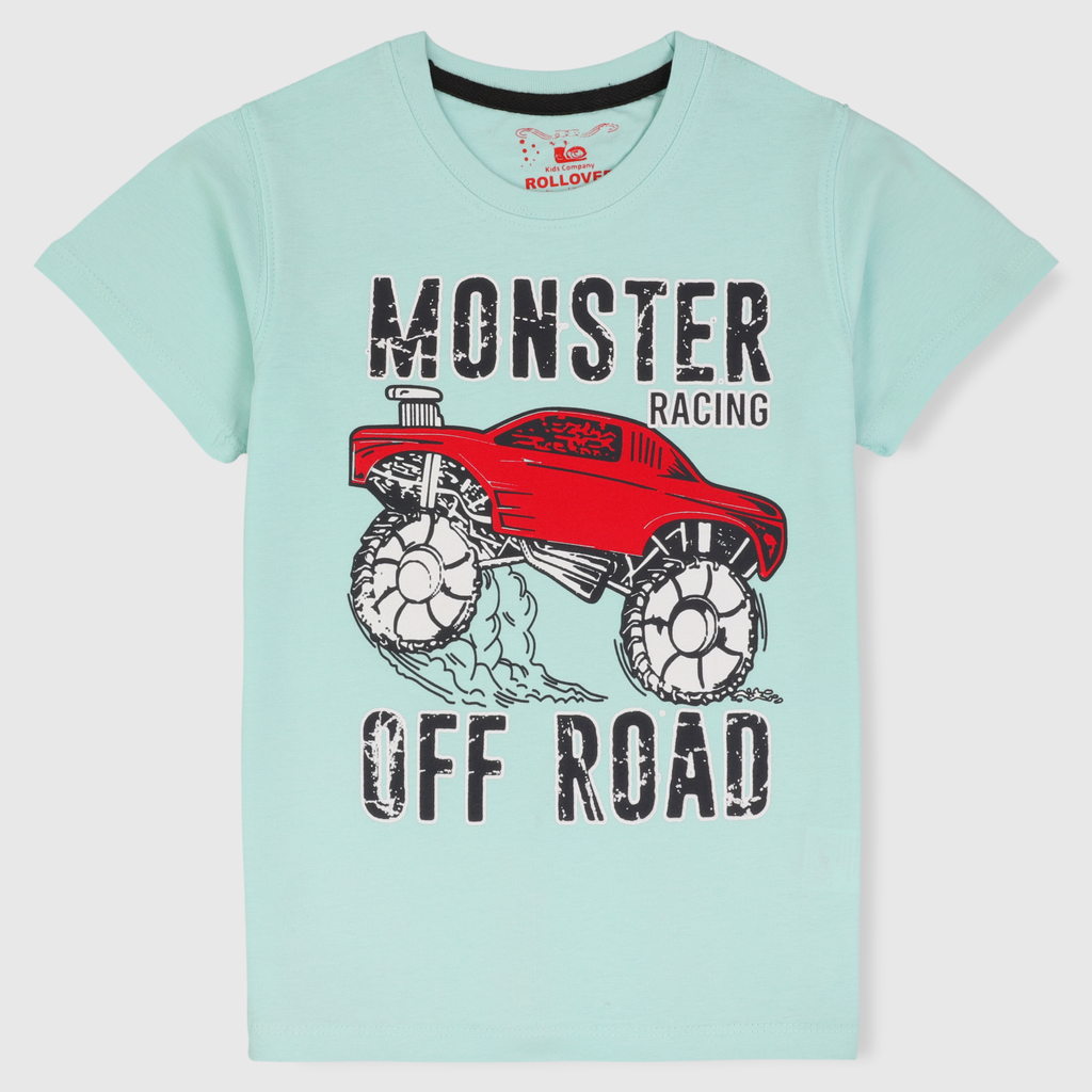 Monster Car T-Shirt