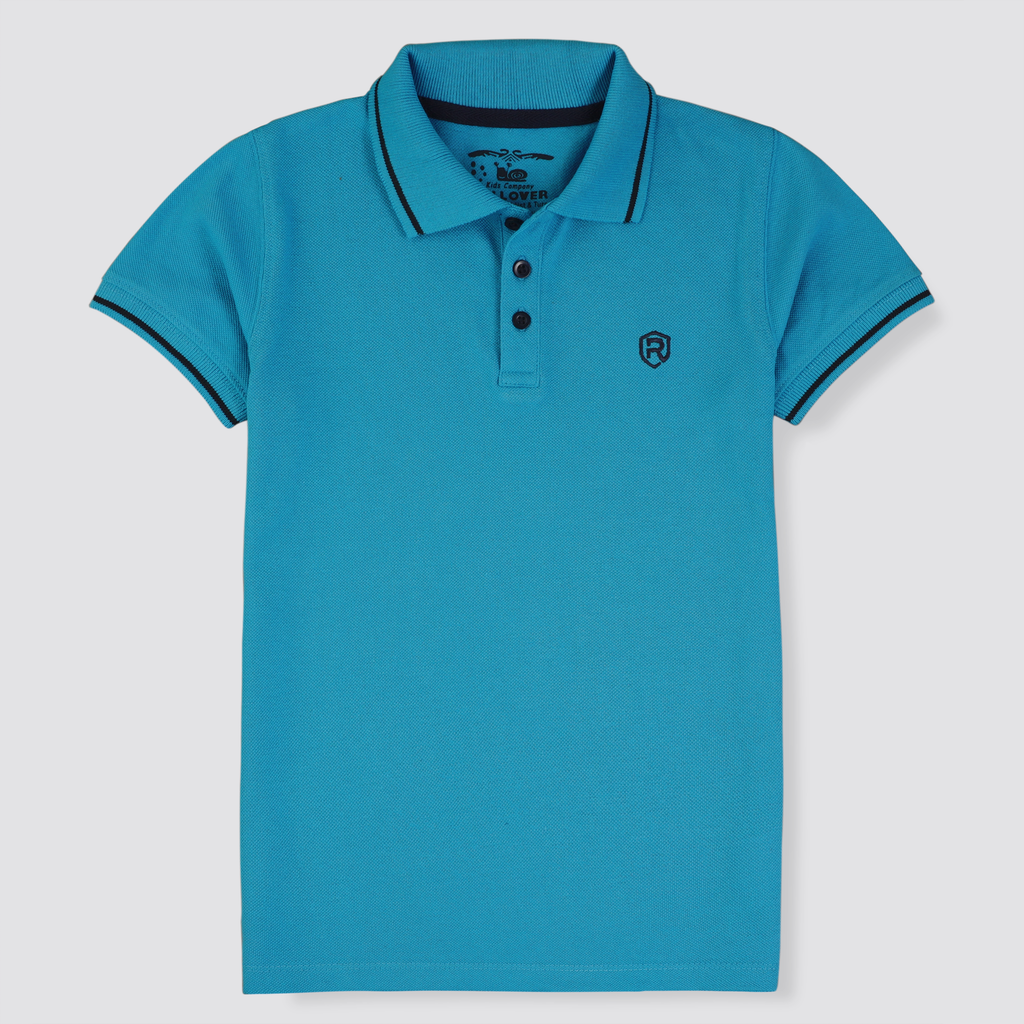 French Blue Polo