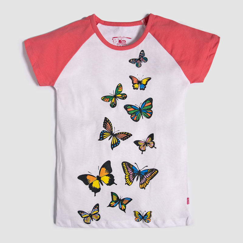 Lively Butterfly T-Shirt