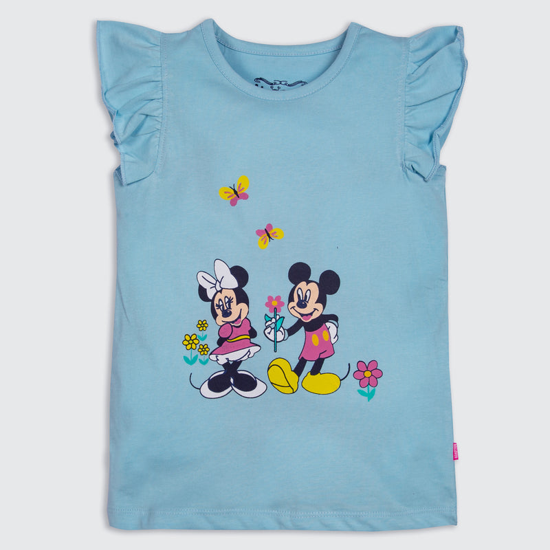 Pastel Blue Disney T-Shirt