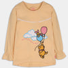 Yellow Pooh Top