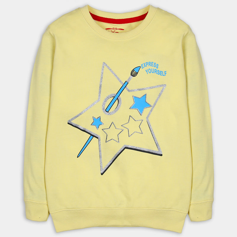 Yellow Star Shirt