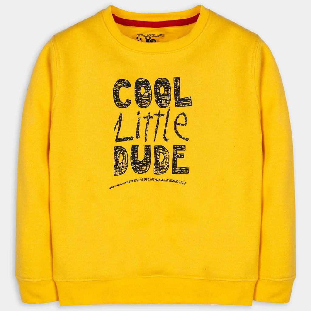 Cool Dude Sweatshirt