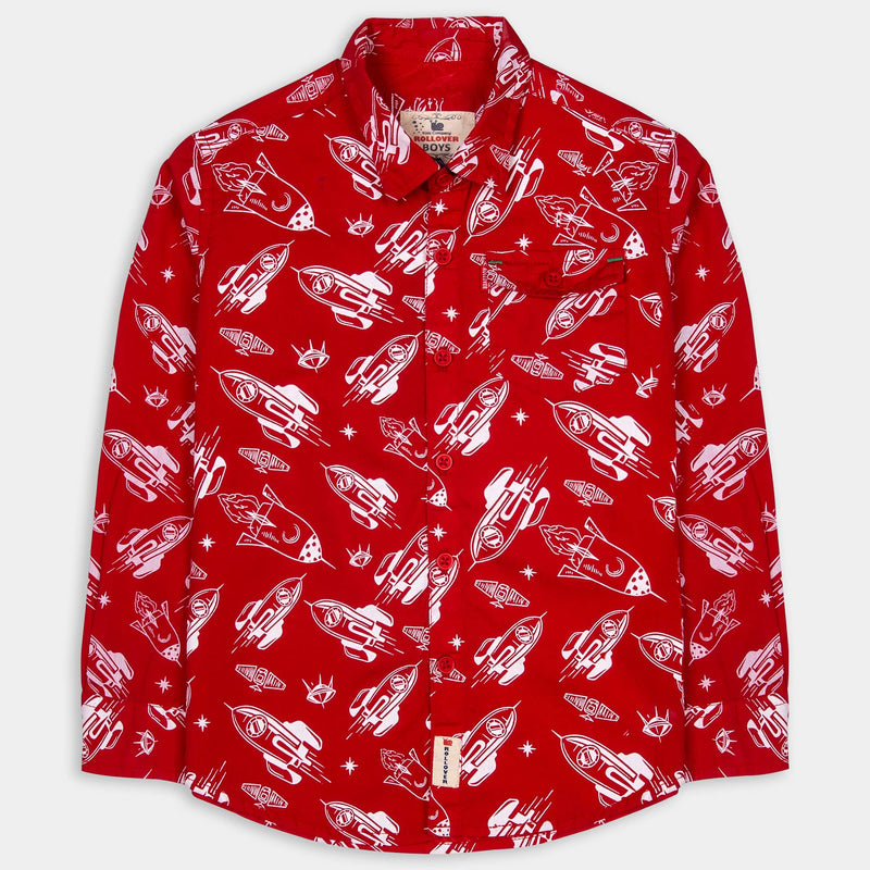 Red Rocket Shirt