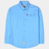 Arctic Blue Shirt